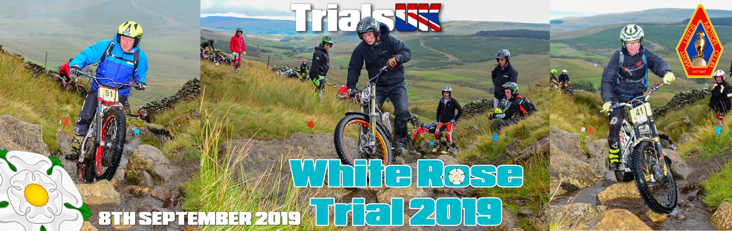 TrialsUK White Rose Trial